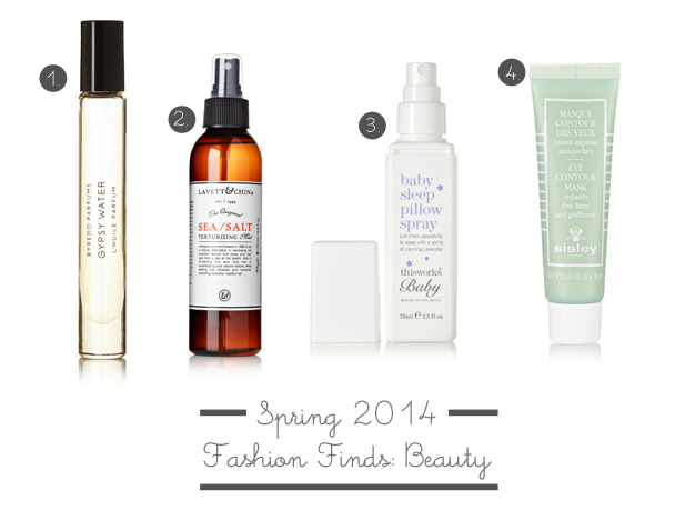 Spring Finds_Beauty