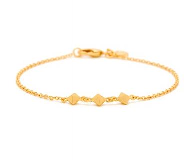 Lula Pyramid Bracelet