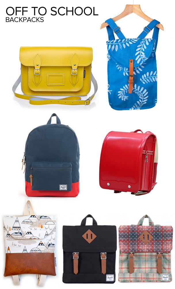 La Petite Peach_Backpacks