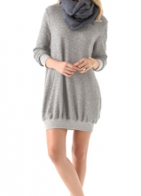 The Sweatshirt Dress