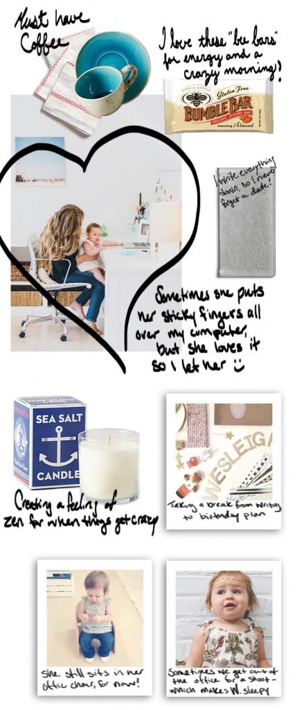 Thoughts on Motherhood and Work