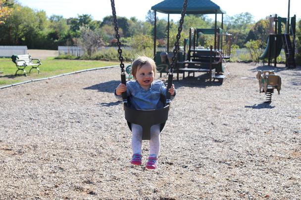 La Petite Peach_playground 2
