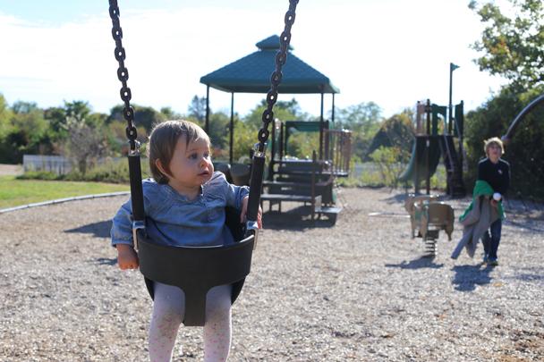 La Petite Peach_playground 3