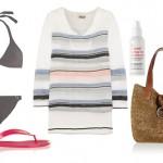 La Petite Peach_mama resort wear