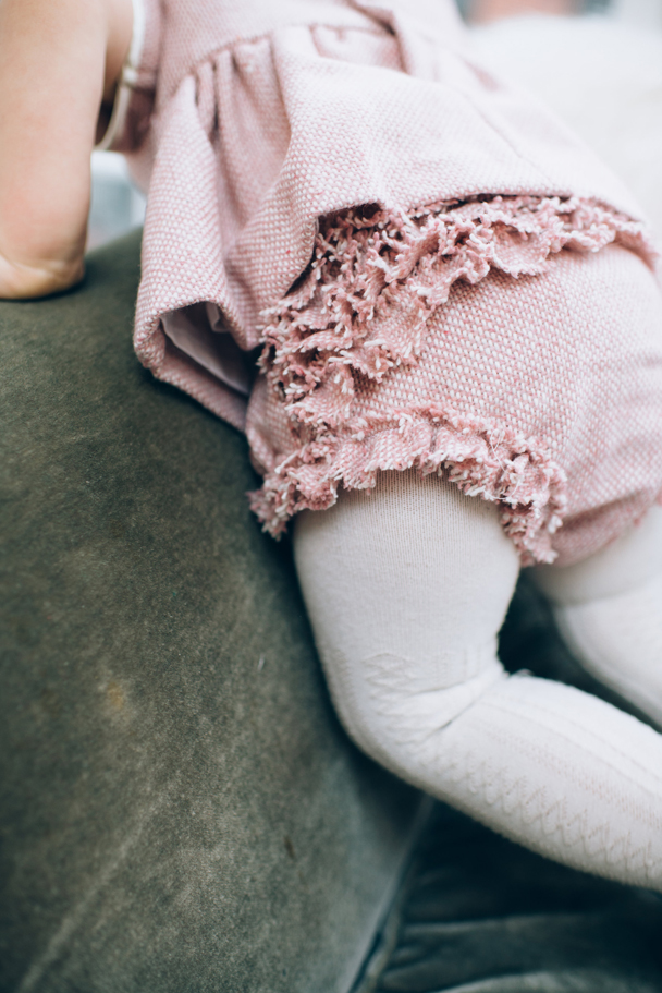 La Petite Peach_Cambria Grace Photography_Pink Tweed Dress 11