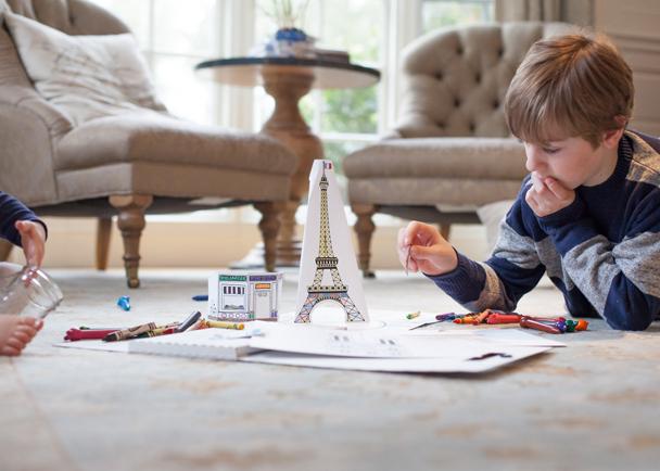 Paris Paper City Giveaway!