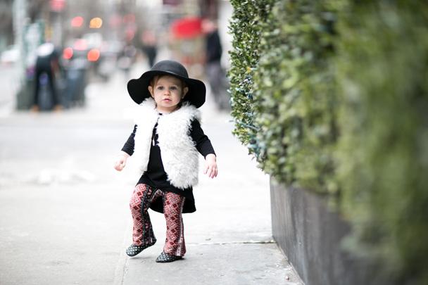 La Petite Peach_Wesleigh NYc street style 3