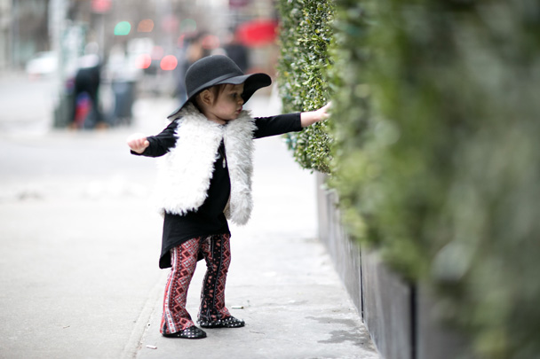 La Petite Peach_Wesleigh NYc street style 5
