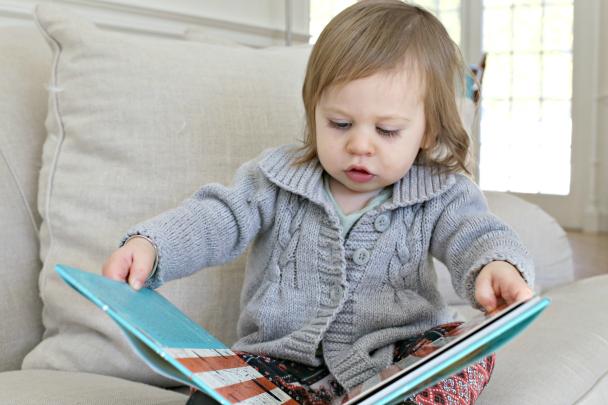 Teaching Kids about Julia Child