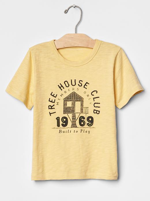 Tree House Club Tee