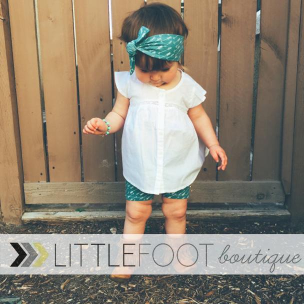 La Petite Peach_Favorite Etsy_Little Foot Boutique