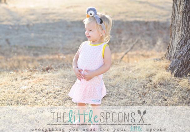 La Petite Peach_Favorite Etsy_The Little Spoon