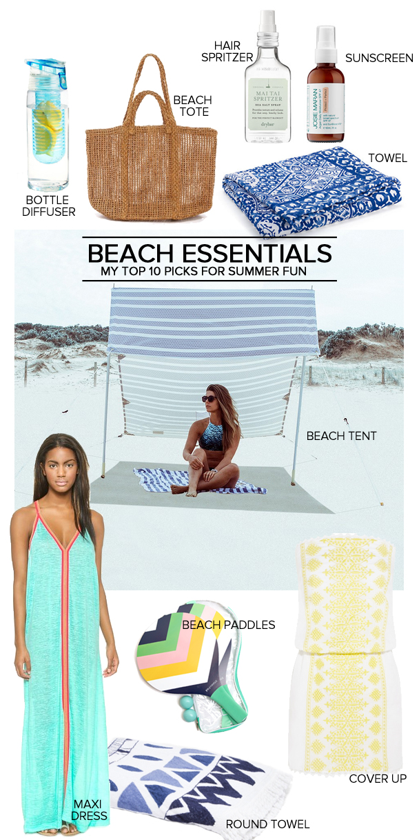La Petite Peach_Top Beach Essentials