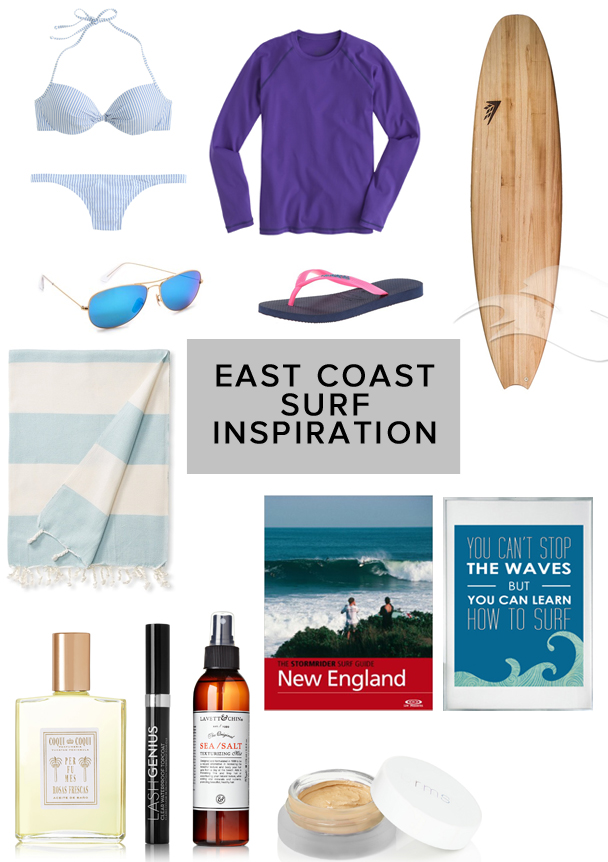 La Petite Peach_Surf Mood Board