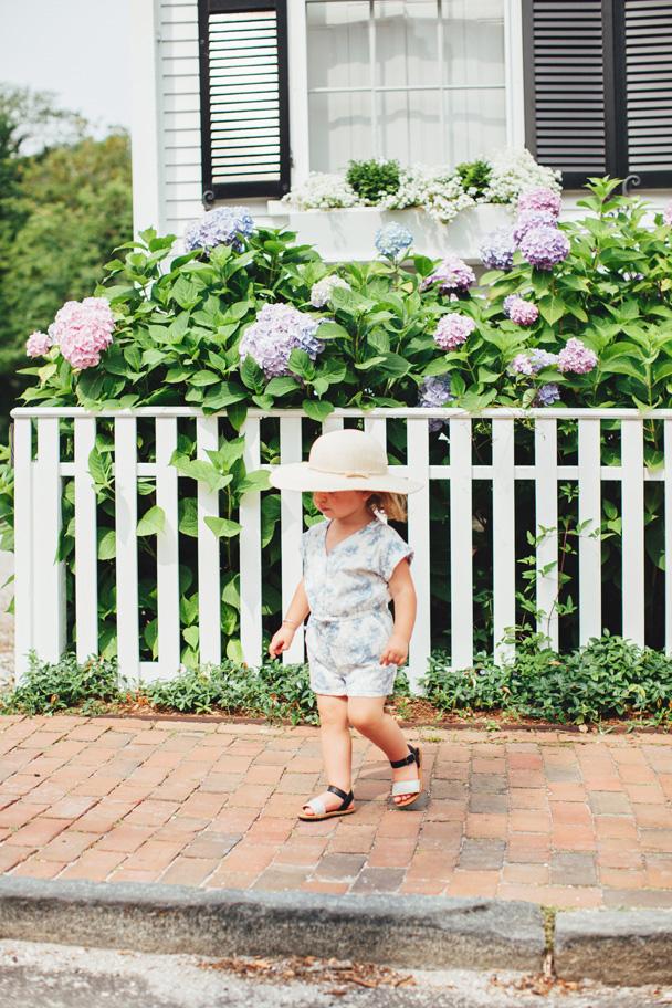 La Petite Peach_Nantucket Romper 4