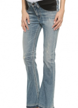 Drew Maternity Flare Jeans