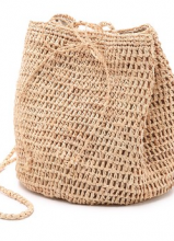 Bop Basics Drawstring Bucket Bag