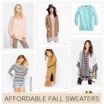 La Petite Peach_Affordable Fall Sweaters inst
