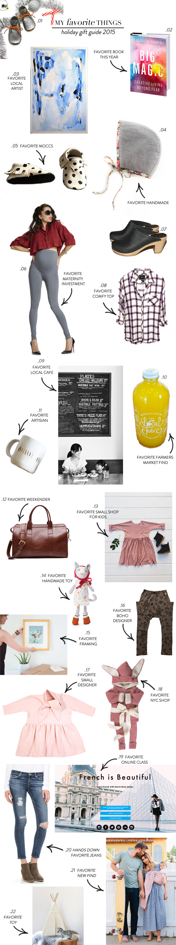 La Petite Peach_holiday gift guide_my favorites