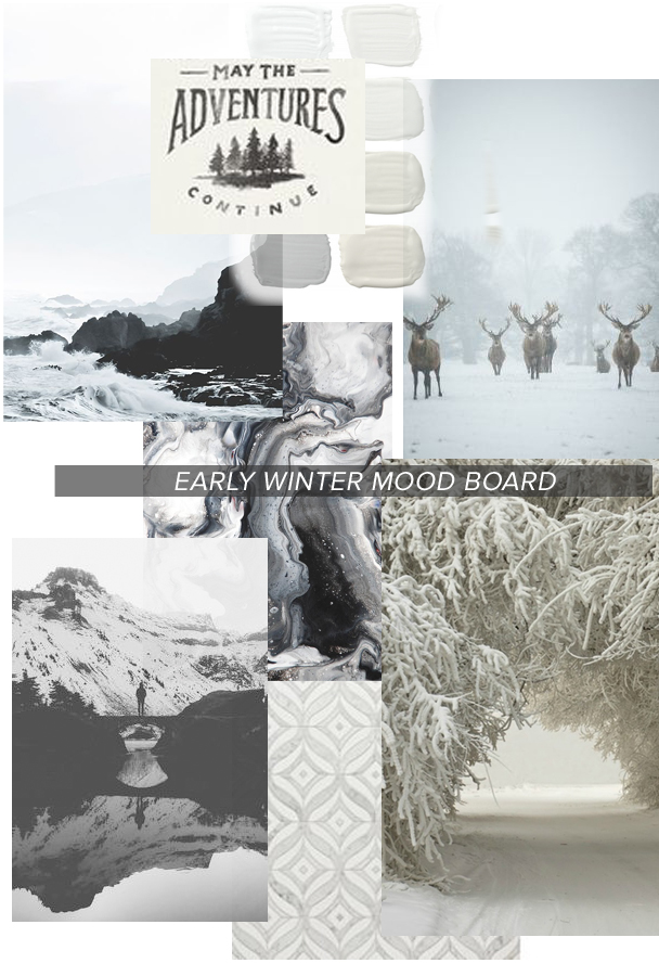La Petite Peach_early winter Mood Board