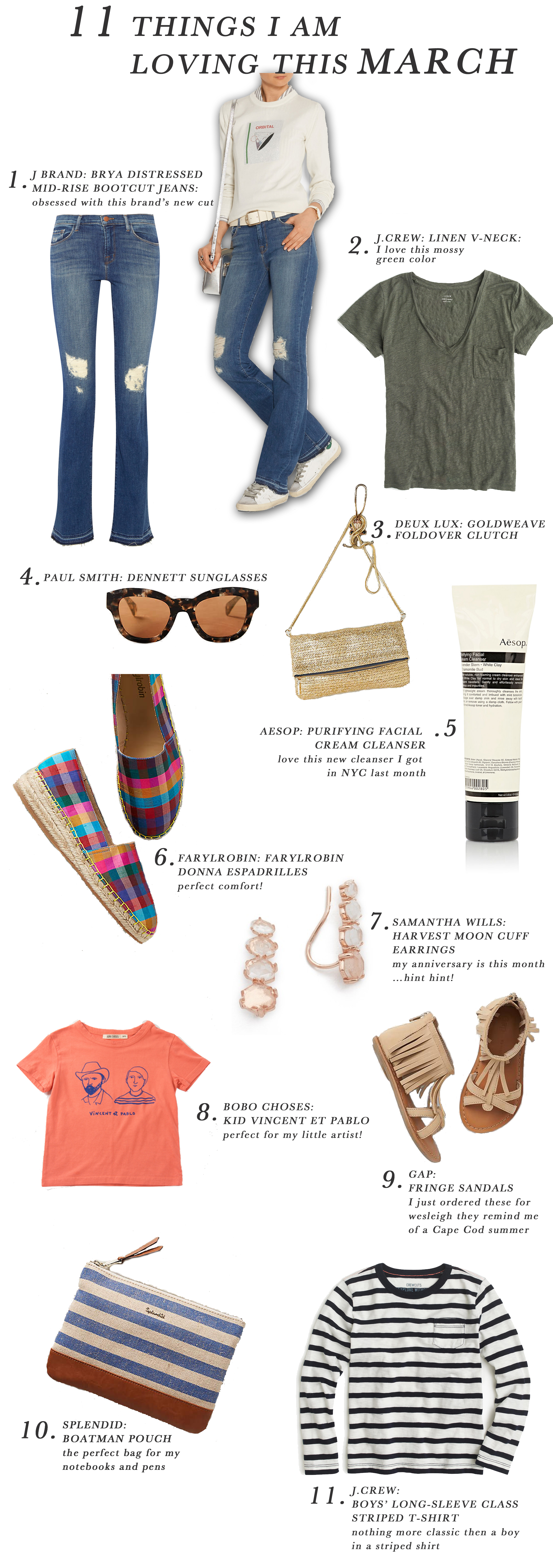 La Petite Peach_11 things I am loving this march