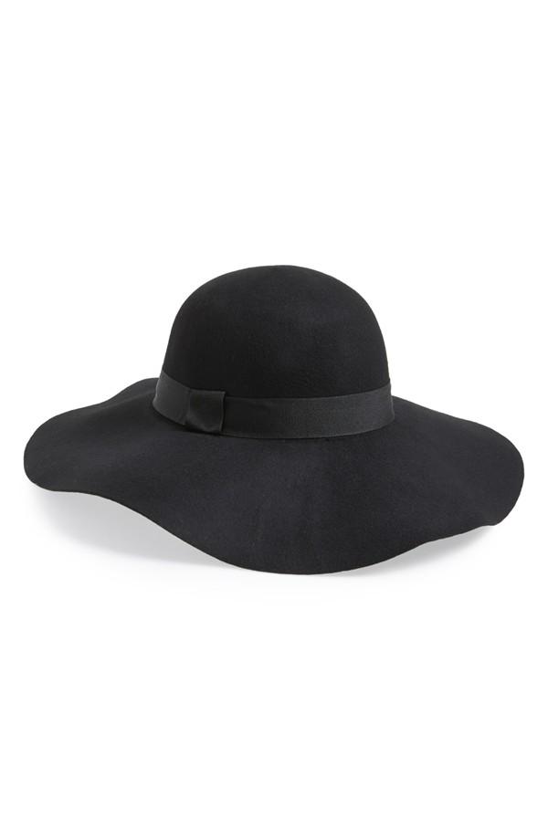 Floppy Felt Hat