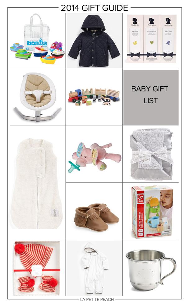 La Petite Peach_baby gift guide