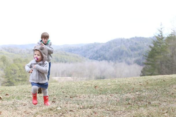 Family Trip to Blackberry Farm