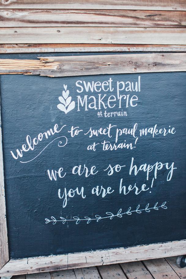 La Petite Peach_Sweet Paul Workshop in PA 1