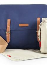 Ashley Messenger Baby Bag