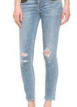 Avedon Skinny Maternity Ankle Jeans