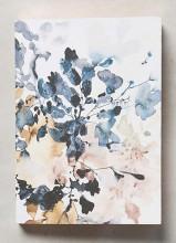 Rain-Smudged Petals Journal