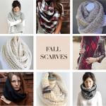 La Petite Peach_ Fall scarves 2